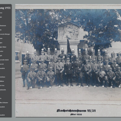 SA-Sturmabteilung-Nachrichtensturm